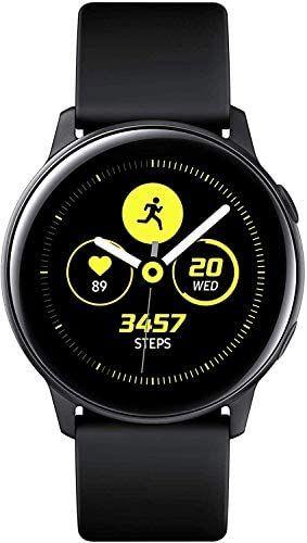 Montre connectée Samsung Galaxy Watch Active - Noir, Boitier 40 mm