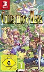 Collection of Mana sur Nintendo Switch
