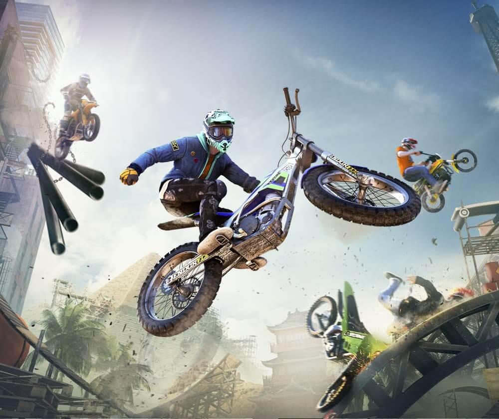 Jeu Trials Rising sur PC (Dématérialisé, Epic Games)