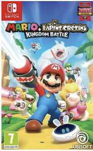 Mario + The Lapin Crétins Kingdom Battle - Nintendo Switch