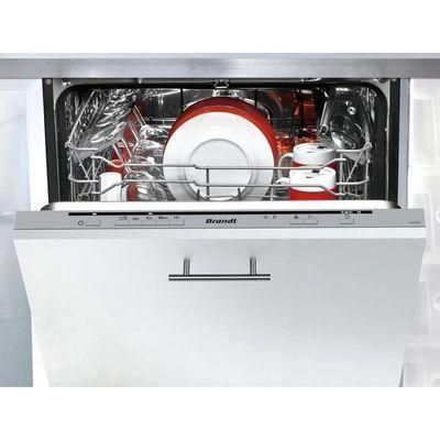 Lave-vaisselle Intégrable Brandt VH1772J CLASSE E - 12 Couverts