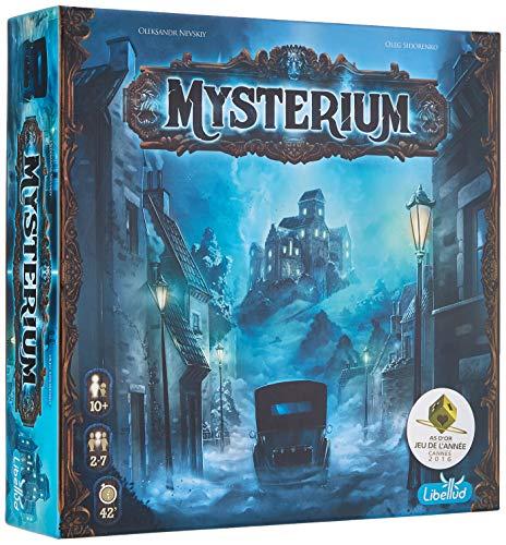 Jeu de société Asmodé - Mysterium (Via Coupon)