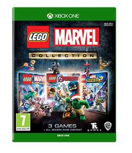 Lego Marvel Collection sur Xbox One