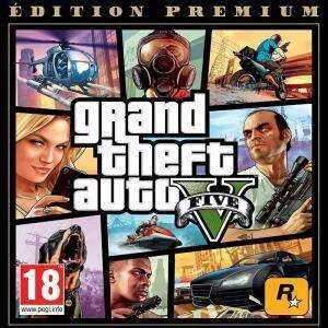 Grand Theft Auto V : Édition Premium sur Xbox One et Series (Dématérialisé)