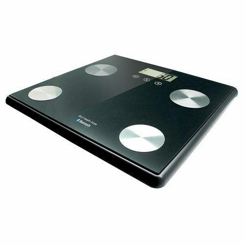 Balance connectée Dexford SC 200 - Noir