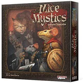 Jeu de Société Asmodee - Mice and Mystics