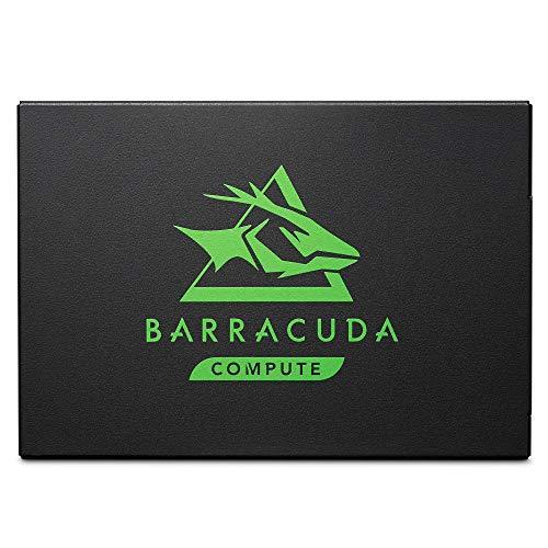 SSD interne Seagate BarraCuda 120 (TLC 3D) - 2 To