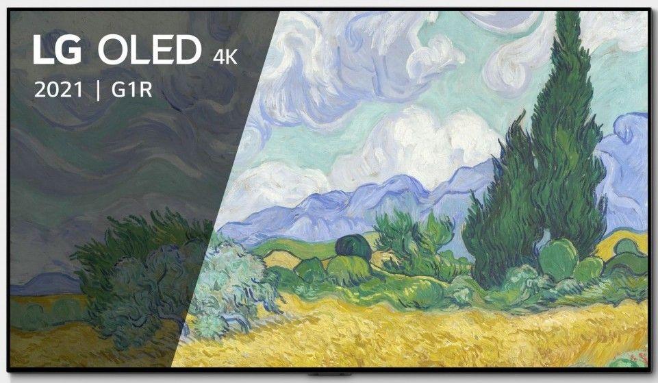 TV OLED 65'' LG OLED65G1 (2021) - 4K UHD, 100Hz, Smart TV (2984.99€ avec le code RAKUTEN15 +90€ en RP) - Vendeur Villatech