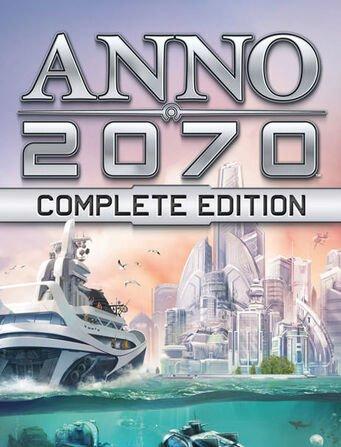 Anno 2070 Édition Complète sur PC (Dématérialisé)