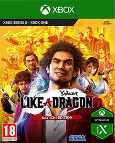 Jeu Yakuza: Like a Dragon Day Ichi Steelbook Edition sur Xbox One (27,40€ sur PS4)