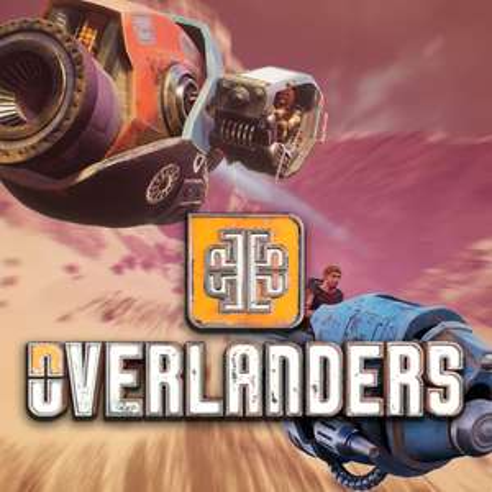 Overlanders sur Nintendo Switch (Dématérialisé)