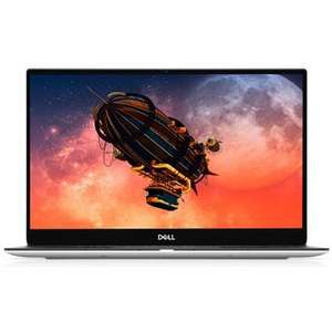 "PC Portable 13.3"" Dell XPS 13 7390 - Full HD, i7-10510U, 16 Go RAM, 512 Go SSD, Argent platine"