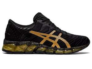 Chaussures de Running Asics Gel Quantum 360 (black/pure gold) - du 40 au 46.5