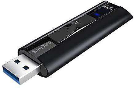 Clé USB 3.1 SanDisk Extreme Pro - 128 Go (SDCZ880-128G-G46)
