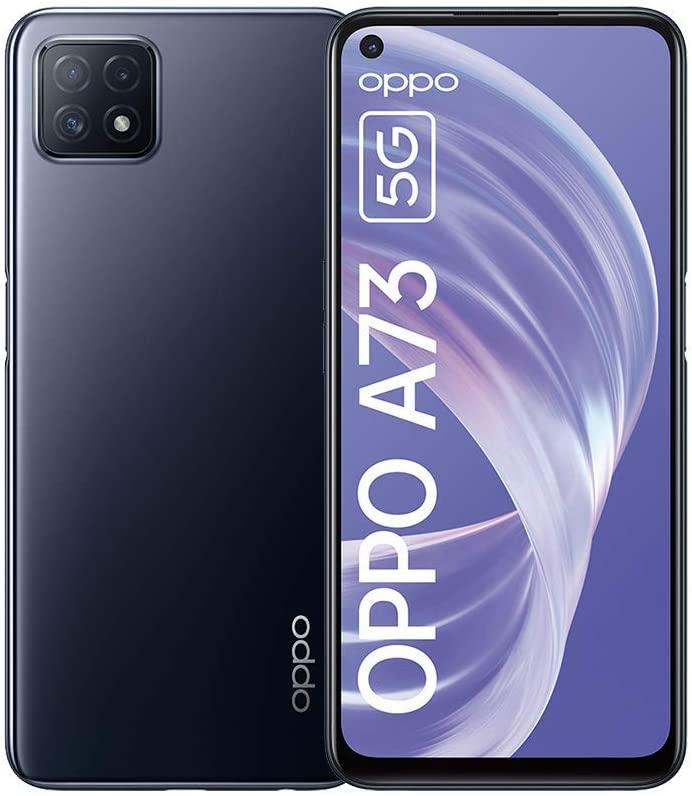 "Smartphone 6.5"" Oppo A73 5G - 128 Go, 8 Go de RAM"