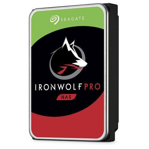 "Disque Dur Interne 3.5"" Seagate IronWolf Pro ST4000NE001 - 4 To / 7200 RPM"