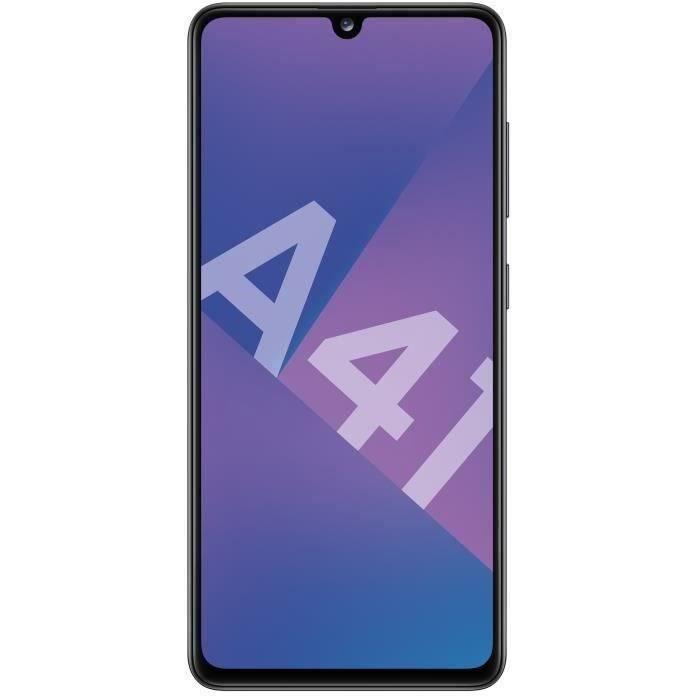 """Smartphone 6.1"""" Samsung Galaxy A41 - 64 Go (vendeur tiers)"""