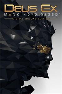 Sélection de jeux Square Enix en promotion sur Xbox One - Exemple: Deus Ex: Mankind Divided - Deluxe Edition (Dématérialisé - Store BR)