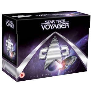 Star Trek Voyager : L'intégrale - Coffret DVD Saison 1-7