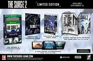 The Surge 2 - Limited Edition sur Xbox One