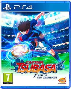 Captain Tsubasa: Rise of New Champions sur PS4