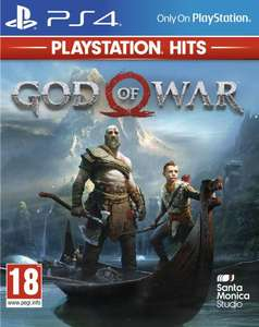 Sélection de jeux PS4 en promotion - Ex: God of War