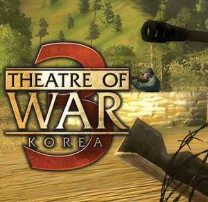 Theatre of War 3: Korea Gratuit sur PC (Dématérialisé - DRM-Free)