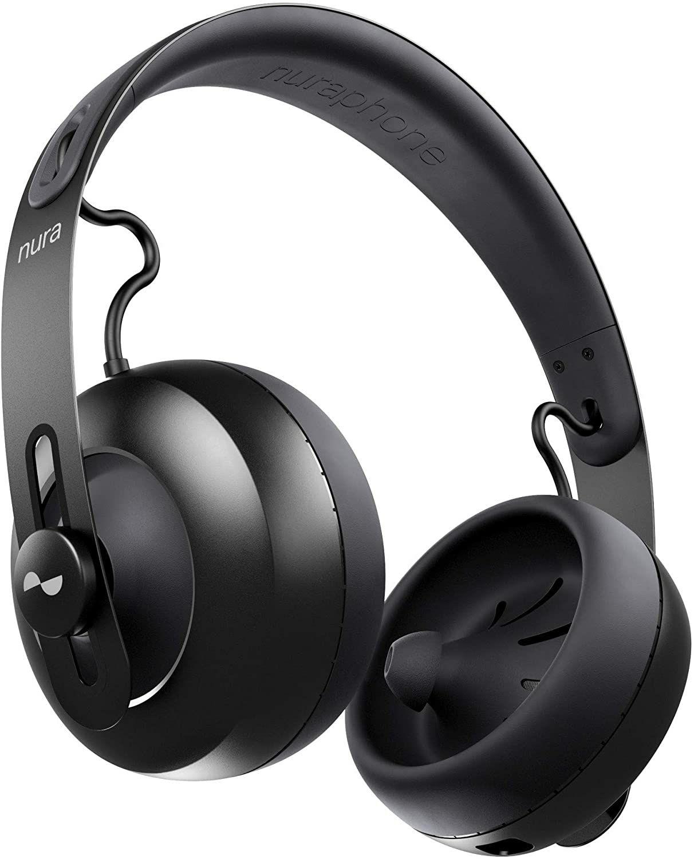 Casque audio sans fil Nuraphone - Bluetooth (nuraphone.com)