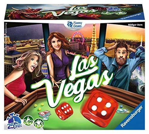 Jeu de société Ravensburger - Las Vegas (via coupon)