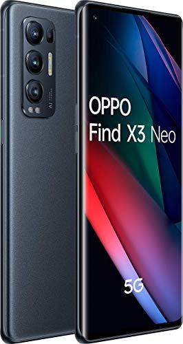 "Smartphone 6.55"" Oppo Find X3 Neo 5G - OLED 90 Hz, Snapdragon 865, 12 Go RAM, 256 Go, 4500 mAh(Version ES / PT)"
