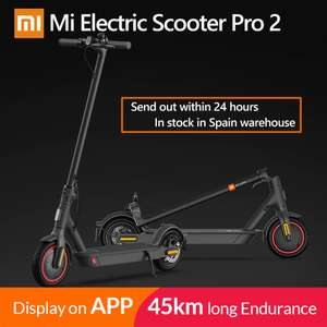 Trottinette électrique Xiaomi Mi Electric Scooter Pro 2