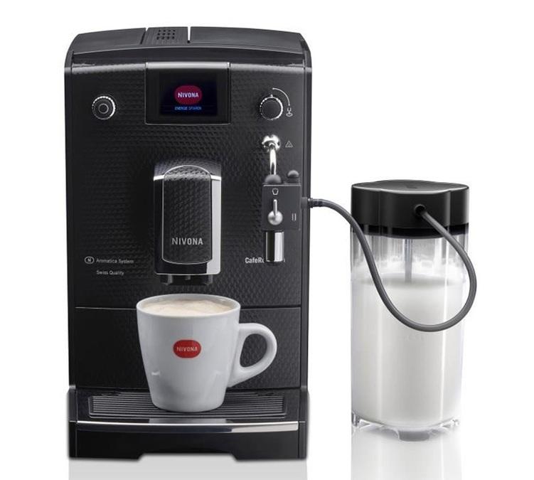 Machine à café Expresso avec broyeur automatique CafeRomatica 680 NICR680