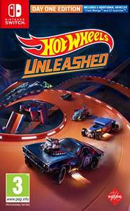 [Précommande] Hot Wheels Unleashed Day One Edition sur Nintendo Switch