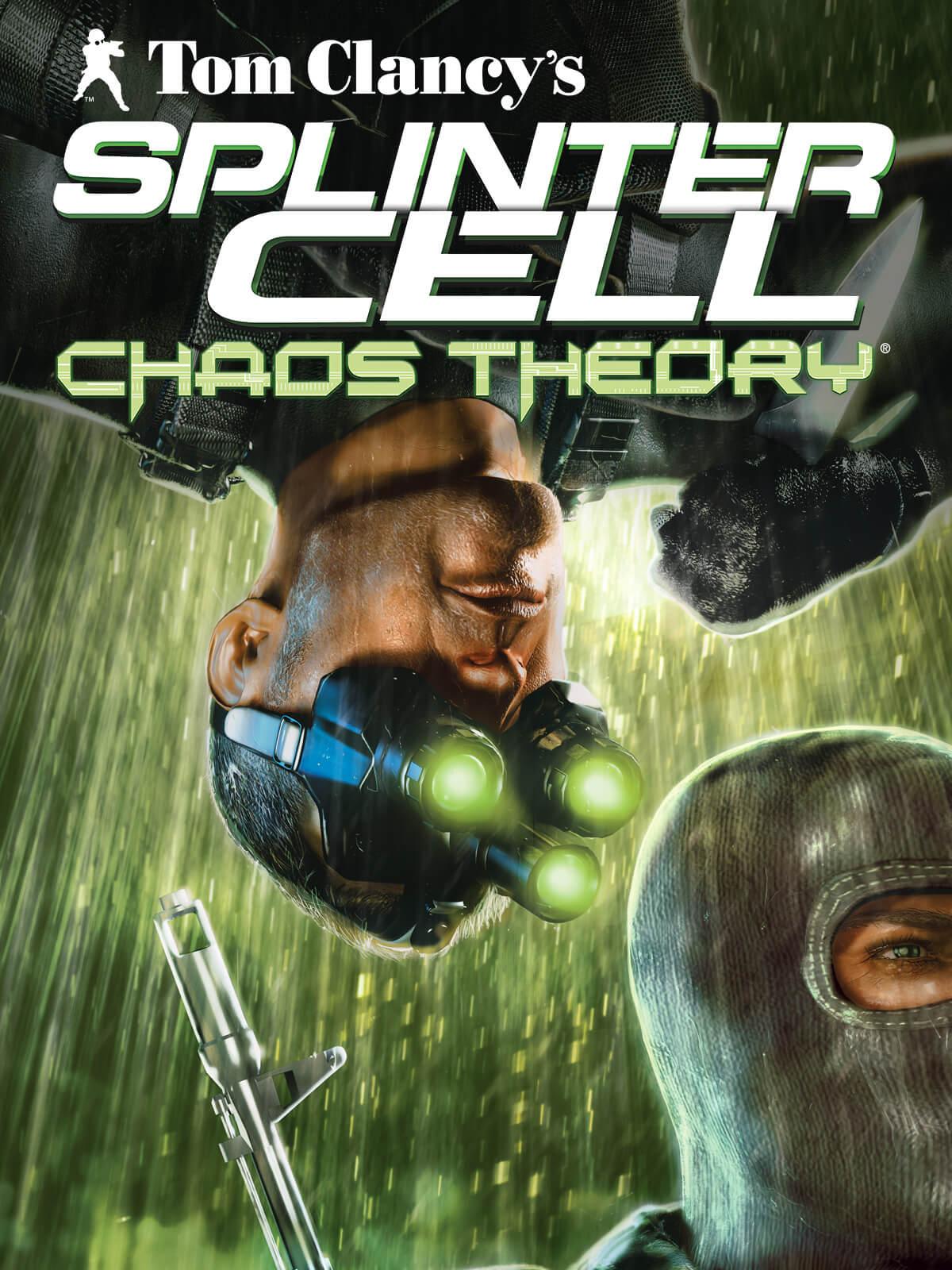Tom Clancy's Splinter Cell Chaos Theory sur PC (Dématérialisé)