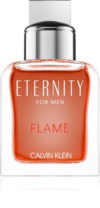 Parfum Calvin Klein Eternity Flame pour Homme (30 ml) + Housse pour ordinateur portable Calvin Klein