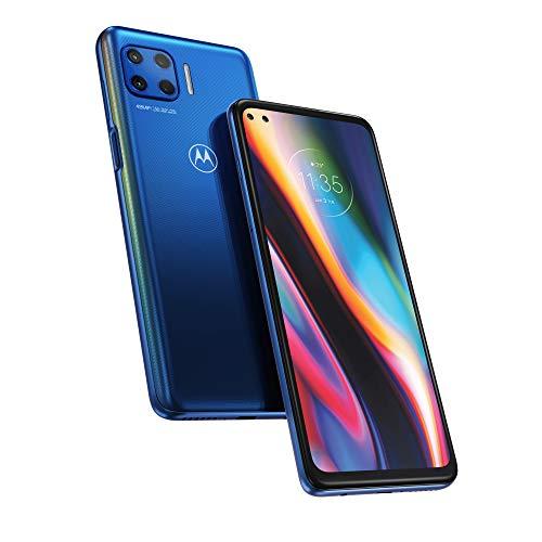 """Smartphone 6.7"""" Motorola Moto G 5G Plus - 5G, FHD+, Snapdragon 765, 4 Go de RAM, 64 Go de ROM, Dual SIM"""