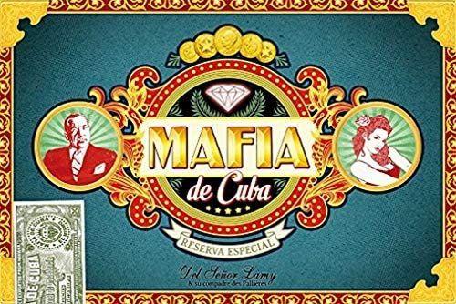 Jeu d'ambiance - Asmodée - Mafia de Cuba
