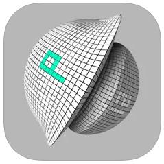 Application PolyPlayground gratuite sur iPadOS