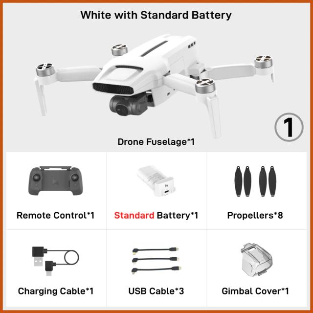 Drone quadricoptère Fimi X8 Mini avec accessoires