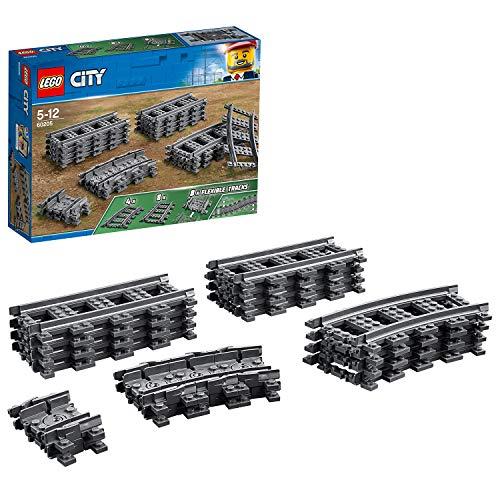 Jeu de construction Lego City Pack de Rails (60205)