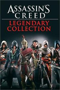 [Gold] Assassin's Creed - Collection Légendaire (Dématérialisé - Store Brésil)