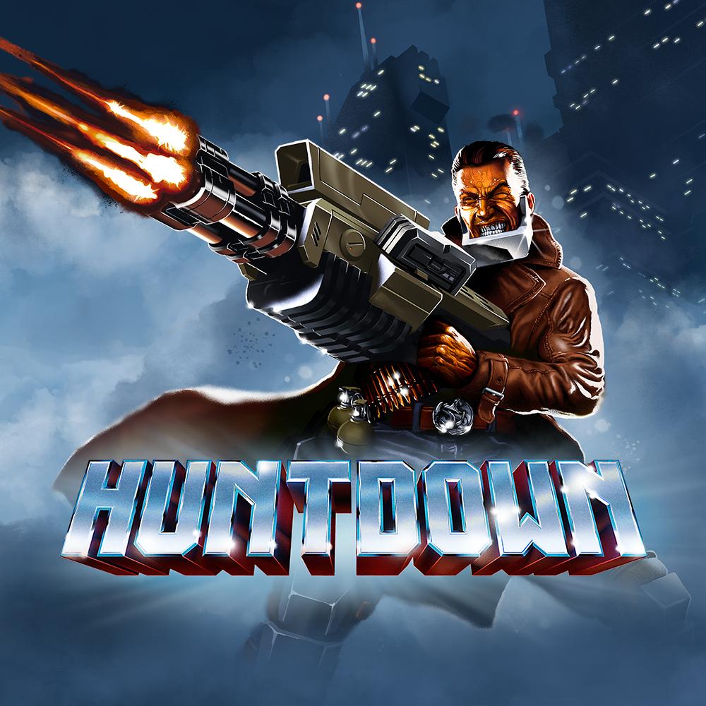 Huntdown sur Nintendo Switch (Dématerialisé)