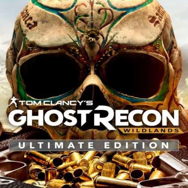 Tom Clancy's Ghost Recon Wildlands Ultimate Edition sur Xbox One compatible Xbox Series (Dématérialisé)