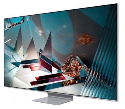 "TV 65"" Samsung QE65Q800TATXXC - QLED 8K (via ODR de 524€)"