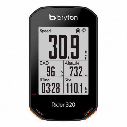 Compteur GPS Vélo Bryton 320E