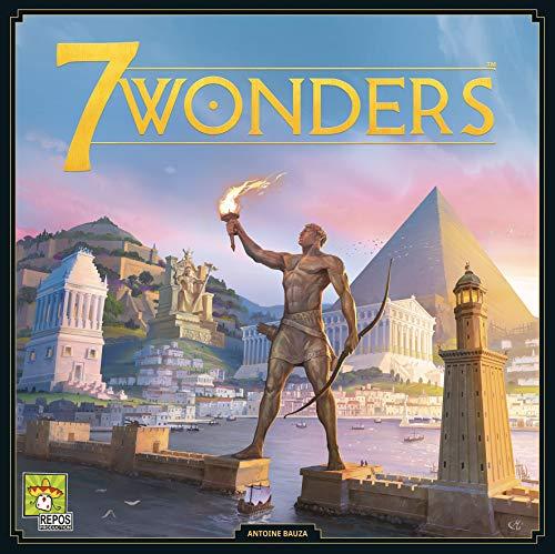 Jeu de société 7 Wonders