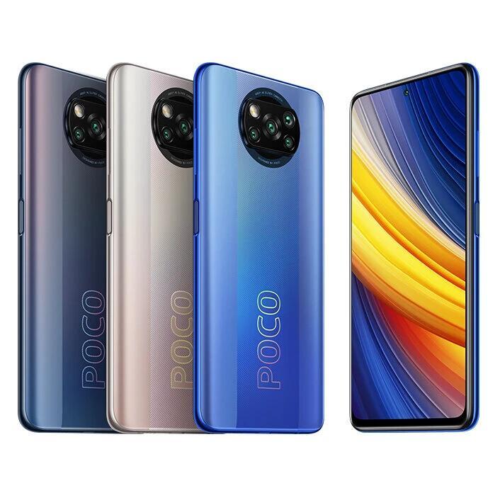 """Sélection d'offres promotionnelles - Ex : Smartphone 6,67"""" Xiaomi Poco X3 Pro - 6/128 Go (po.co)"""