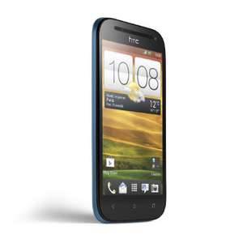 Smartphone HTC One SV - 4G blanc ou bleu