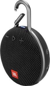 Enceinte portable JBL Clip 3 - Bluetooth, Noir
