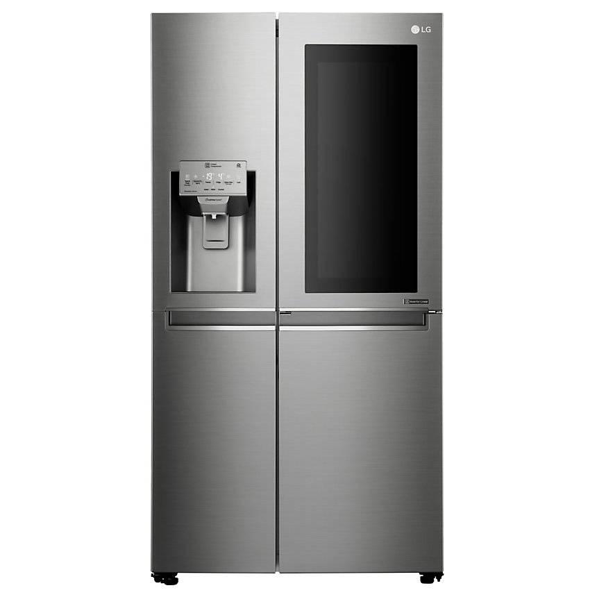 Réfrigérateur américain LG GSI960PZAZ - 601L, Connecté, Door In Door
